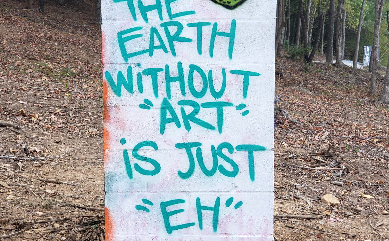 """Earth"" Quote by @the_rhinovirus"