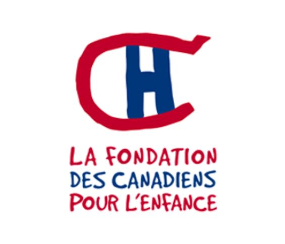 Logo Fondation des canadiens
