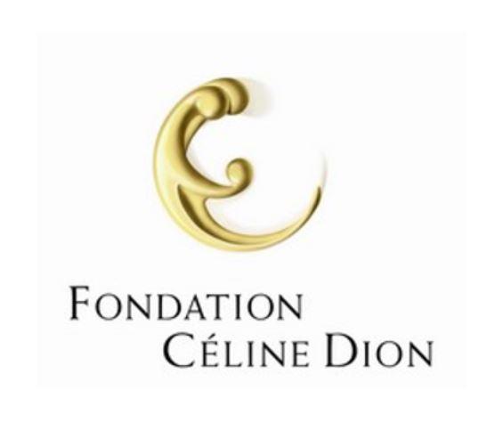 Logo Fondation Celine Dion