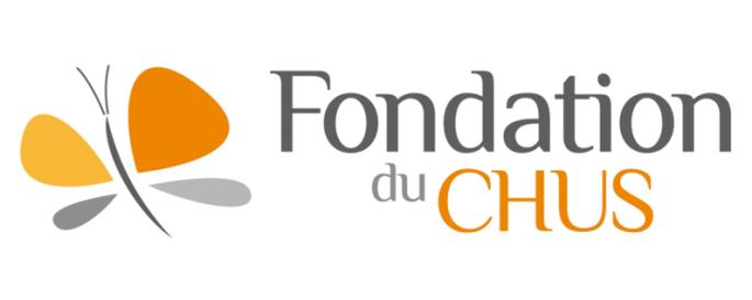 Logo Fondation du CHUS