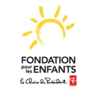 Logo fondation pour les enfants