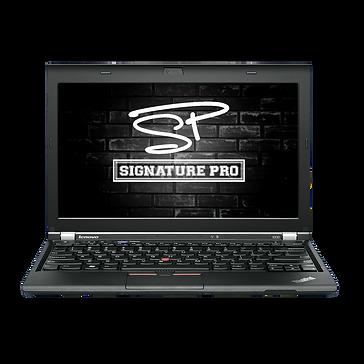 Ordinateur Signature Pro