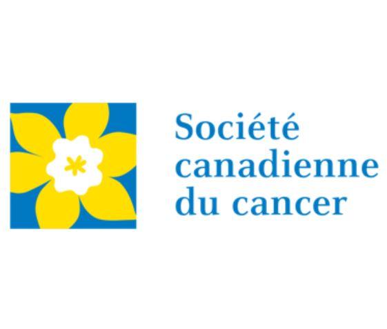 Logo Société Canadienne Cancer