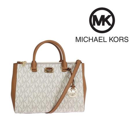 Michael Kors - Blanc et Beige