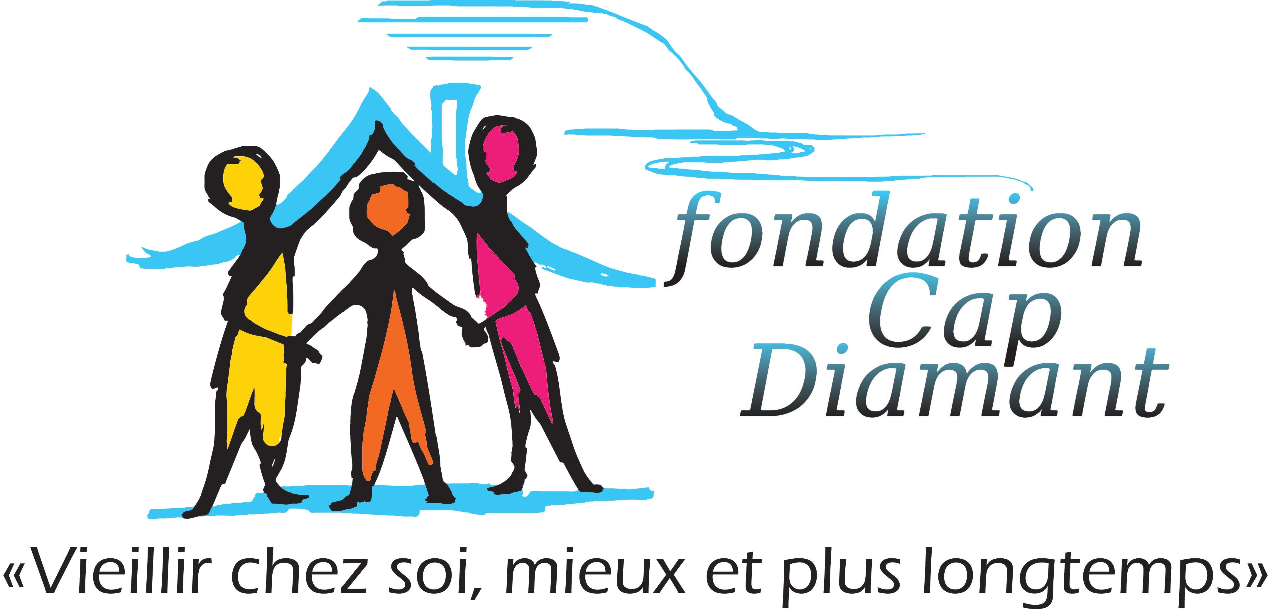 Logo Fondation Cap Diamant