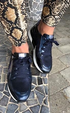 Snake Leggings Langkilde sko