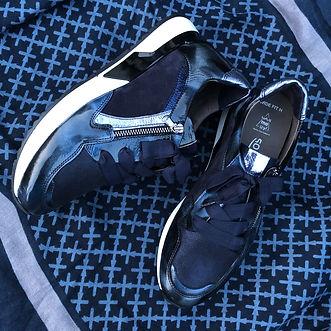 Softwaves Sneakers Langkilde sko