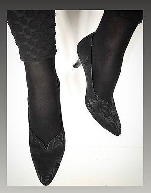 Stiletter Langkilde sko