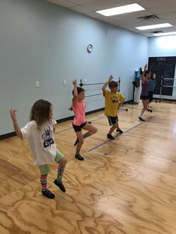 Raleigh Scottish Dance Class