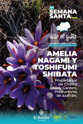 Nagami y Toshifumi Shibata flyer_Mesa de