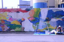 Art Wall Produce × Yui Stephanie