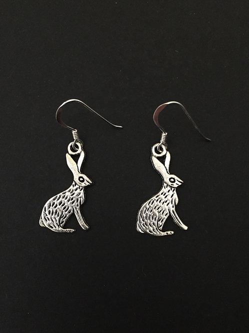 Hare Earrings