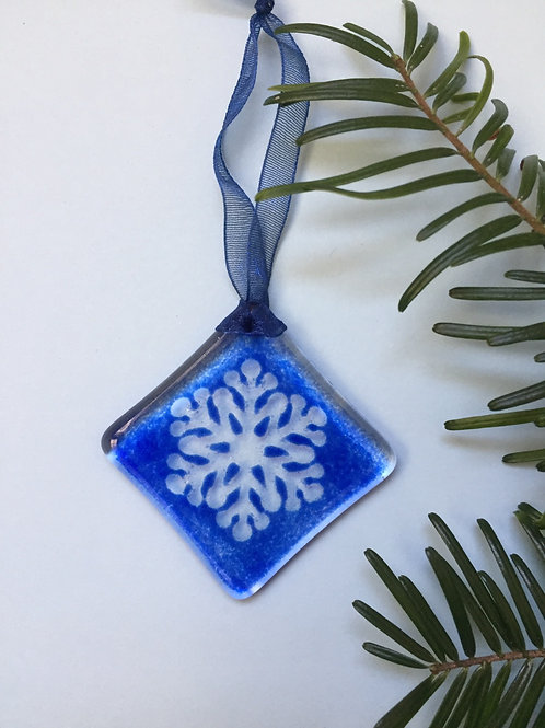 Small Snowflake Decoration