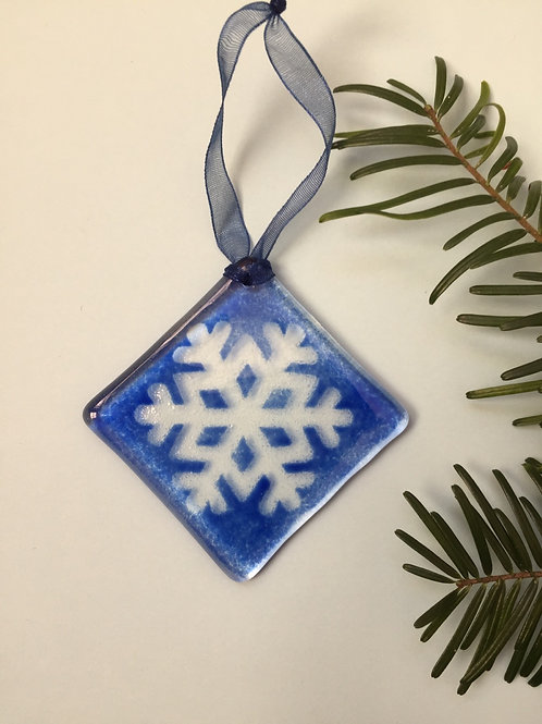 Large Snowflake Decoration