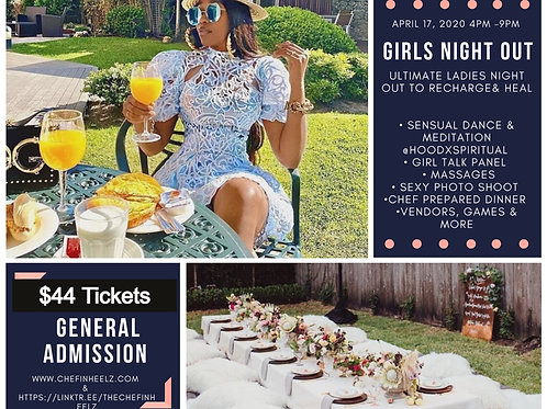 2 Day Sleepover VIP Ladies Night Out
