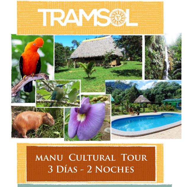 ES MANU CULTURAL TOUR 3 Dias _ 2 Noches