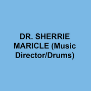 """DR. SHERRIE MARICLE (Music Director/Drums) is the leader of The DIVA Jazz Orchestra, a percussionist with The New York Pops and also a published composer/arranger. DIVA was featured on the soundtrack for the 2014 """"Macy's 4th of July Fireworks Spectacular"""", CBS """"Sunday Morning"""" and TCM's broadcast of the """"25th Anniversary of the Kennedy Center"""". DIVA is also featured in the award-winning film """"The Girls in the Band"""". Sherrie has received several awards; most notably the 2014 Ovation award for Best Music Direction for Tappin' Thru Life and the 2009 Mary Lou Williams Lifetime Achievement Award from the Kennedy Center. DIVA's latest CD, """"A Swingin' Life"""", was recorded live at Lincoln Center.www.divajazz.com."""