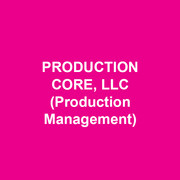 PRODUCTION CORE, LLC (Production Management) lends support and guidance to theatre companies that produce high quality theatrical performances and need direction/support on the collaboration, planning and execution of the production process. The Production Core team is James E. Cleveland, Jared Goldstein, David Upton, Ron Grimshaw, Maggie Davis, Chasmin Hallyburton, Julie Shelton, Amber Mathis, S.M. Payson, Leah Vogel, Esti Bernstein, Gayle Riess, Felicia Hall, Darielle Shandler, A.J. Jacobs, and Grace Richardson. www.productioncore.net