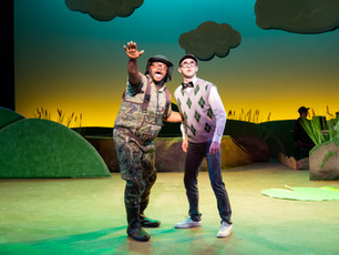 Newton Buchanan and Adam Hoyak. Photo by Matt Urban, NüPOINT Marketing.