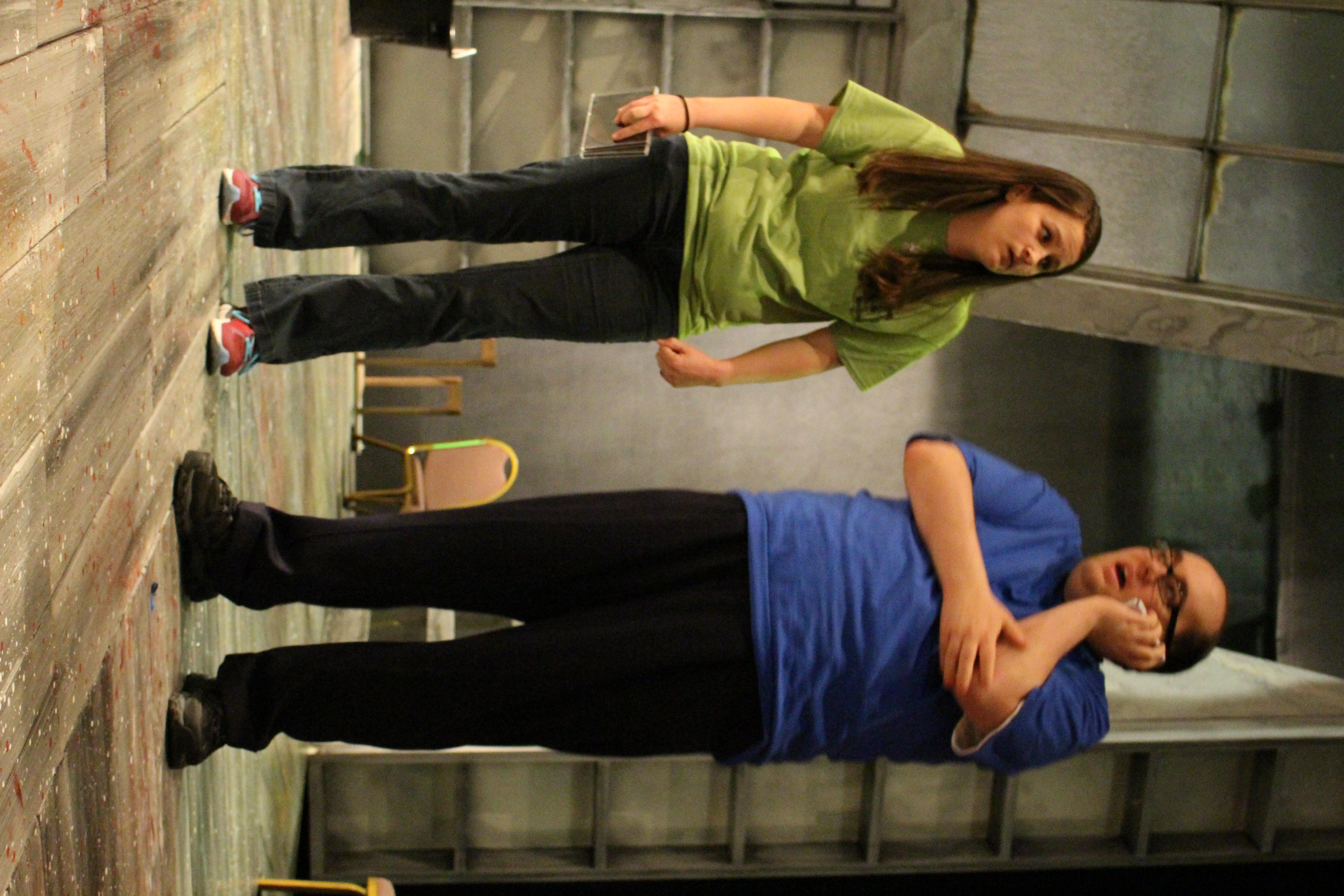 Brittany & Kurt