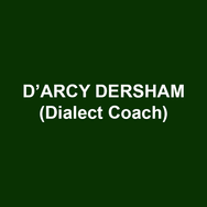 D'ARCY DERSHAM (Dialect Coach) D'Arcy is pleased to be back at Delaware Theatre Company, after coaching Heisenberg here last winter. A Philly-based actor and vocal coach, she taught Speech and Dialects at the Brown/Trinity Repertory Company MFA program, and most recently at the Yale School of Drama. Coaching credits include productions at DTC, InterAct Theatre Company, Trinity Repertory Company, Hangar Theatre, Summer Theatre at Salem, Perishable Theatre, and The Wilbury Group. Recent area acting credits include Theatre Exile, Revolution Shakespeare, and Shakespeare in Clark Park, and readings with PlayPenn, EgoPo Classic Theater, Azuka Theatre, and Tiny Dynamite. She holds an MFA in Acting from Trinity Repertory Company and studied physical theater under Jacques Lecoq at L'École Internationale de Théâtre in Paris. More at www.darcydersham.com.