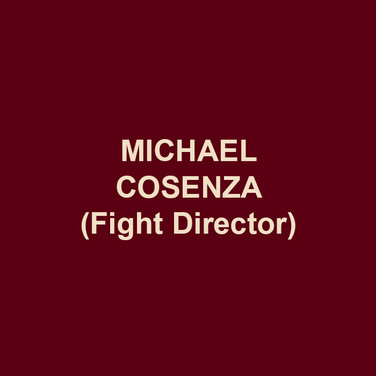 MICHAEL COSENZA (Fight Director) is happy to make his Delaware Theatre Company debut. As a Fight Director, Michael has choreographed with many local theater companies and universities. Recent credits: TWELFTH NIGHT, and MACBETH at The Philadelphia Shakespeare Theatre, INVISIBLE HAND at Theatre Exile, and ANTI-HERO with Tribe of Fools. Previously, he was nominated for Barrymore Awards for his choreography in FAIR MAID OF THE WEST at the PAC, DON JUAN COMES HOME FROM IRAQ at the Wilma Theater. Thanks to the staff at DTC, the actors for all their hard work, and of course, Natalie for her love and support.