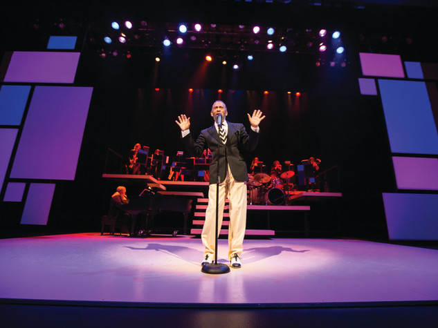 Maurice Hines. Photo by Matt Urban, NüPOINT Marketing.