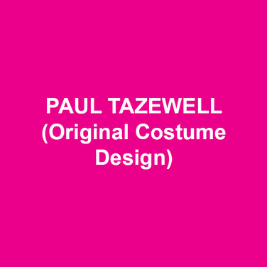 PAUL TAZEWELL(Original Costume Design) Broadway: SIDE SHOW; A STREETCAR NAMED DESIRE (Tony Award® nomination); JESUS CHRIST SUPERSTAR; MAGIC/BIRD; LOMBARDI; MEMPHIS (Tony Award® nomination); GUYS AND DOLLS; IN THE HEIGHTS (Tony Award® nomination); THE COLOR PURPLE (Tony Award® nomination); CAROLINE, OR CHANGE; THE MIRACLE WORKER; A RAISIN IN THE SUN; BRING IN 'DA NOISE... (Tony Award® nomination). DC area: Multiple shows at Arena Stage, Shakespeare Theatre; Kennedy Center: SIDE SHOW. Opera: The Met and English National: FAUST; Washington Opera, Chicago Lyric. San Francisco Opera, Houston Grand Opera: PORGY AND BESS; New York City Opera; LITTLE WOMEN; Awards: Three Helen Hayes Awards, Lucille Lortel, Jefferson, Princess Grace and Irene Sharaff Awards.