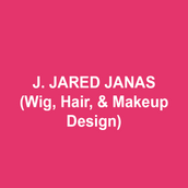 """J. JARED JANAS (Wig, Hair, and Makeup Design) Broadway: Sunset Boulevard, Bandstand, Indecent, The Visit, The Real Thing, Lady Day at Emerson's Bar & Grill, Motown, Peter and the Starcatcher, The Gershwins' Porgy and Bess, All About Me, and Next to Normal. Recent off-Broadway: Miss You Like Hell (Public), The Low Road (Public), The Amateurs (Vineyard), Jerry Springer the Opera (New Group), and Yours Unfaithfully (Mint, Drama Desk Nomination). Films include Angelica and The Night Before. TV includes """"Six by Sondheim,"""" """"Scream Queens,"""" """"Gotham,"""" """"Mozart in the Jungle,"""" and """"Inside Amy Schumer."""""""