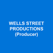 WELLS STREET PRODUCTIONS, LLC (Producer)  is a Chicago-based entertainment company founded by Richard Robin that creates innovative content for television and theatre. Special thanks to Bud Martin, the wonderful staff at DTC, and the Delaware community for all of their support of this exciting new musical.
