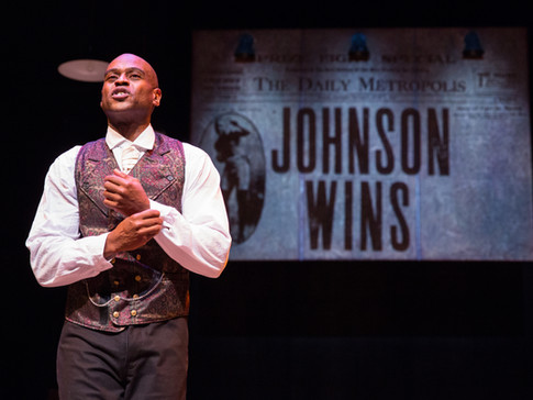DARE TO BE BLACK: THE JACK JOHNSON STORY