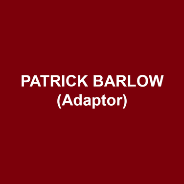 PATRICK BARLOW (Adaptor). Barlow's Olivier-nominated adaptation of A Christmas Carol has played off-Broadway and London's West End. His four-person adaptation of The 39 Steps has played in over forty countries world-wide, winning Olivier, Helpmann, Moliere, and Tony Awards, making Barlow the most performed playwright in America for 2012/13. Most recently his re-writing of John Milton's Comus has played to critical acclaim at Shakespeare's Globe Theatre. He also adapted  Lew Wallace's Ben Hur. Barlow is celebrated in the UK for his two-man theatre company National Theatre of Brent, whose comedy epics include Wagner's Ring Cycle, The Charles and Diana Story, The Messiah, The Wonder of Sex, The Arts and How They Was Done, The Black Hole of Calcutta, The Life and Times of the Dalai Lama, and Zulu! They have won two Sony Gold Awards, a Premier Ondas Award for Best European Comedy, and the New York Festival Gold Award for Best Comedy. Other screenwriting includes Van Gogh (Prix Futura Berlin Film Festival), Revolution!! (Best Comedy Jerusalem Film Festival) and the BAFTA-winning The Young Visiters. Publications include Shakespeare: The Truth! and The Complete History of the Whole World. Barlow has also appeared in Absolutely Fabulous, Shakespeare in Love, Notting Hill, Nanny McPhee and Bridget Jones's Diary. He is currently writing theatre versions of The Hound of the Baskervilles and Dracula.