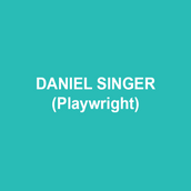 """DANIEL SINGER (Playwright) has been a theatrical impresario from the moment he looked up the word 'impresario' in the dictionary, founding his first company, General Amazement Theater in Santa Rosa, California, when he was just 18. Upon his return from studying """"proper dramatic technique"""" in London, he became a director at the original Renaissance Pleasure Faire, where he founded the subversive Reduced Shakespeare Company, whose three-man farce The Complete Works of William Shakespeare (abridged) enjoyed a record-breaking run in London's West End and has since become one of the world's most popular comedy shows. In 1989, Daniel hung up his doublet-and-hose to design theme park attractions at Walt Disney Imagineering, where he also co-founded the Flower Street Players, an in-house theater company for Disney employees. Since 2000, Daniel has been a freelance designer, writer, and event producer in Los Angeles. His new hit comedy, A Perfect Likeness, chronicles Lewis Carroll's (fictitious) attempt to get his literary hero Charles Dickens to pose for a photograph in 1866 Oxford. Coming soon to a theater near you!"""