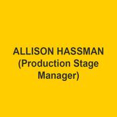 ALISON HASSMAN