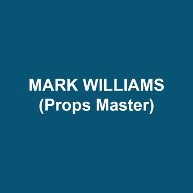 MARK WILLIAMS (Props Master)  is a local Props Master and Puppeteer freelancing in the Philadelphia area. This is his fourth show working with DTC as a Props Master, having previously working on Sanctions, The Complete Works of William Shakespeare (abridged) [Revised], and Ella: First Lady of Song. Other important credits include the Walnut St. Theatre's '16-'17 season and IRC's fuzzy, puppet filled re-imagining of Jean Giraudoux's The Enchanted. Special thanks to the helpful production staff at DTC.