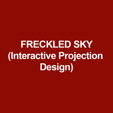 FRECKLED SKY (Interactive Projection Design) is a team of multimedia creators and technology experts – artists, directors, designers and engineers. They are dedicated to the design and production of interactive shows and events, video content and holographic effects. They tell stories and bring immersive experiences to the viewer. They blend projection, lighting, interactive solutions and special effects to create new forms of entertainment. Established in 2014 in Chicago. Works worldwide—from New York and Los Angeles to London and Mumbai.
