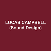 LUCAS CAMPBELL (Sound Design) is a sound designer and composer in the Philadelphia area. In 2017, Lucas was honored with a Barrymore Award nomination for Outstanding Sound Design for Azuka Theatre's production of How We Got On. As an artist, they have had the opportunity to work with Arden Theatre Company, Azuka Theatre, Delaware Theatre Company, EgoPo Classic Theater, Theatre Exile, The Greenfield Collective, Lightning Rod Special, People's Light and Theatre Company, The Wilma Theater, and others. Upcoming: Tiny Beautiful Things at Arden Theatre Company and One November Yankee at Delaware Theatre Company.