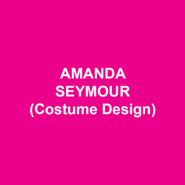 AMANDA SEYMOUR(Costume Design) Recent credits: BARBER OF SEVILLE, Opera Theatre of St. Louis; MACBETH, The Public Theatre's Mobile Shakespeare Unit; PING PONG, The Public Theatre; LE PAUVRE MATELOT/ LES MAMELLES DE TIRESIAS, Wolf Trap Opera; THE RAGGED CLAWS, Cherry Lane Theatre; RUSALKA, Opera San Antonio; OLIVER!, Paper Mill Playhouse; PAUL'S CASE, New York City Prototype Festival and Urban Arias, Arlington; DON PASQUALE, the Juilliard School; THE SOUND OF MUSIC, Paper Mill Playhouse; LYDIA, Yale Repertory Theatre. Associate credits: Madonna's Rebel Heart World Tour; THE CRIPPLE OF INISHMAAN, Broadway; EVITA, First National Tour; CHAPLIN THE MUSICAL, Broadway; UNCLE VANYA, Soho Rep. MFA: Yale School of Drama.