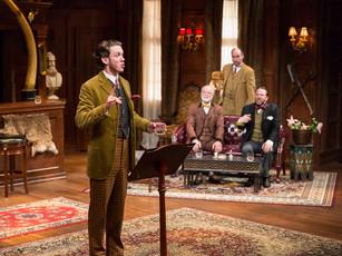 Daniel Fredrick, Dan Kern, Brian McCann, and Matt Tallman. Photo by Matt Urban, NüPOINT Marketing.