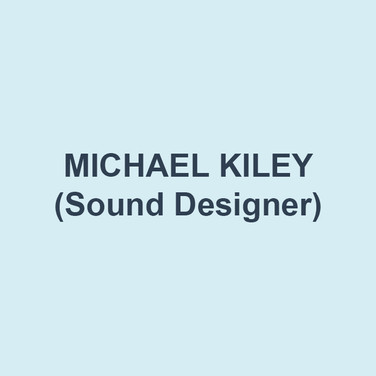 MICHAEL KILEY (Sound Design)  is a Philadelphia-based sound designer, composer, performer and educator working in dance, theatre, and public installation. Previous DTC credits include Saint Joan, Heisenberg, and All My Sons. Recent regional credits include Mr. Burns at The Wilma Theater, The Few at Theatre Horizons, The Christians at Bristol Riverside Theatre, and Heartland at InterAct Theatre Company. Michael is a four-time Barrymore Award nominee, and two-time winner for Outstanding Sound Design. His original work has been supported by The Pew Center for Arts and Heritage, The Pennsylvania Council on the Arts, The Wyncote Foundation, and The Independence Foundation.