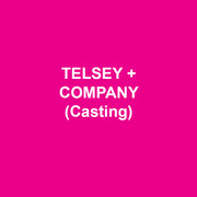 "TELSEY + COMPANY (Casting) Broadway/Tours: TUCK EVERLASTING, WAITRESS, AMERICAN PSYCHO, FIDDLER ON THE ROOF, CHINA DOLL, MISERY, ALLEGIANCE, ON YOUR FEET!, SYLVIA, SPRING AWAKENING, HAMILTON, SOMETHING ROTTEN!, AN AMERICAN IN PARIS, FINDING NEVERLAND, THE KING AND I, HAND TO GOD, KINKY BOOTS, WICKED, IF/THEN, THE SOUND OF MUSIC, LOVE LETTERS, NEWSIES, PIPPIN, MOTOWN, ROCK OF AGES. Off-Broadway: Atlantic, MCC, New York Theatre Workshop, Second Stage, Signature. Regional: Huntington, La Jolla, New York Stage and Film, Old Globe, Paper Mill, Seattle Repertory, Williamstown. Film: ""Aardvark,"" ""Fun House,"" ""Rupture,"" ""Tallulah,"" ""Ithaca,"" ""The Intern."" TV: ""The Family,"" ""Grease: Live,"" ""The Wiz Live!,"" ""Flesh and Bone,"" ""Crazy Ex-Girlfriend,"" ""Masters of Sex,"" commercials. www.telseyandco.com"