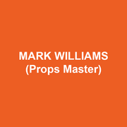 mark williams (Props Master) is a local Props Master and Puppeteer freelancing in the Philadelphia area. His first show working with DTC was The Complete Works of William Shakespeare (abridged) [Revised]. Since then, he's worked on many other DTC productions such as Sanctions and A Sign of the Times. Other credits include The Walnut Street Theatre's 16-17 season and Idiopathic Ridiculopathy Consortium's fuzzy, puppet filled re-imagining of Jean Giraudoux's The Enchanted. Special thanks to the helpful production staff at DTC.