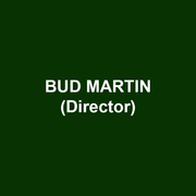 """BUD MARTIN (Director) is in his seventh season as Executive and Artistic Director at Delaware Theatre Company. Previous directing credits at DTC include: Sanctions,  Dare to Be Black, Hetty Feather, White Guy on the Bus (transfer to NYC), The War of the Roses, The Explorers Club (Four Barrymore nominations), Putting It Together (with the Delaware Symphony Orchestra), Love Letters, Rest, in Pieces, The Story of My Life, Lend Me A Tenor, Any Given Monday, South Pacific, and The Outgoing Tide (transferred to NYC). Last season, he performed the role of Alex Priest in Heisenberg with Karen Peakes. He has produced extensively On and Off- Broadway and on London's West End. He received his MA in Theatre from Villanova University and his BA from De Sales University. Special thanks to Matt Pfeiffer for """"having my back,"""" this great cast, our wonderful staff and production team, and lastly, to Kate for her love and support."""