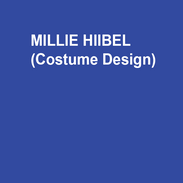 Millie Hiibel (Costume Design) is pleased to be back at Delaware Theatre Company, where she designed for SOUTH PACIFIC, GLASS MENAGERIE, and PARTNERS. Millie designs for opera, theater, dance and film; locally, regionally and Off-Broadway; and is the Costume Director for Opera Philadelphia. Collaborations include: The New Victory Theater (NYC), Village Theatre (NYC), Philadelphia Theater Company, The Playhouse Square in Cleveland, PortOpera, The Wilma Theater, Arden Theater Company, and many more. She's styled for commercials and designed for History Making productions, including the Emmy-winning documentary, Fever 1793. Millie is a two-time Barrymore Awards-nominee and a 2007 F. Otto Haas finalist. Millie is adjunct faculty at University of Pennsylvania and UArts. MFA: Temple University.