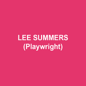 """LEE SUMMERS (Playwright) Works include librettist/lyricist/composer for The Bayard Rustin Musical, songs recently premiered at Lincoln Center; conceiver/co-librettist/co-composer-lyricist/lead producer of Off-Broadway's From My Hometown; co-librettist/lyricist/composer, The Funkentine Rapture, National Alliance for Musical Theatre starring Billy Porter; lyricist/librettist for Pangaea, 2017 Bingham Competition winner/ Marymount College production, 2018; Broadway performing debut: original Dreamgirls and 20th Anniversary with Audra McDonald and others. Other acting includes, """"Blue Bloods,"""" """"Boardwalk Empire"""" and """"Malcolm X."""" An alum of Tennessee State University; BA, SUNY/ESC; MFA, NYU/Tisch, he presently works at NRDC and is an Adjunct Professor at Motlow College. Thank you, DTC! This one's for you, Mom!"""