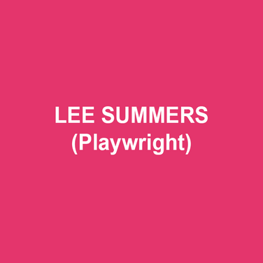 "LEE SUMMERS (Playwright) Works include librettist/lyricist/composer for The Bayard Rustin Musical, songs recently premiered at Lincoln Center; conceiver/co-librettist/co-composer-lyricist/lead producer of Off-Broadway's From My Hometown; co-librettist/lyricist/composer, The Funkentine Rapture, National Alliance for Musical Theatre starring Billy Porter; lyricist/librettist for Pangaea, 2017 Bingham Competition winner/ Marymount College production, 2018; Broadway performing debut: original Dreamgirls and 20th Anniversary with Audra McDonald and others. Other acting includes, ""Blue Bloods,"" ""Boardwalk Empire"" and ""Malcolm X."" An alum of Tennessee State University; BA, SUNY/ESC; MFA, NYU/Tisch, he presently works at NRDC and is an Adjunct Professor at Motlow College. Thank you, DTC! This one's for you, Mom!"