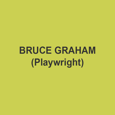 BRUCE GRAHAM (Playwright) is the author of 14 published plays: 13 with Dramatists Play Service and 1 with Samuel French. Plays: Burkie, Early One Evening at the Rainbow Bar & Grille, Moon Over the Brewery, Minor Demons, Belmont Avenue Social Club, The Champagne Charlie Stakes, Desperate Affection, Coyote on a Fence (Winner of The Rosenthal Prize), According to Goldman, Something Intangible (winner of 7 Barrymore Awards including Best New Play), Any Given Monday (Barrymore winner for Best New Play), The Outgoing Tide (Joseph Jefferson Award, Best New Play), Stella and Lou, North of the Boulevard, The Philly Fan, White Guy on the Bus, Rizzo, Funnyman, and The Craftsman. A new play, Gary, opens at the Eagle Theater in September of 2019. Fully Accessible and The Happy F!@#$%G Blind Guy have been published in Best Ten Minute Plays of 2013 and 2014.  Along with Michele Volansky, he is the author of the book, The Collaborative Playwright. Graham is a graduate of Indiana University of Pennsylvania. He teaches film and theatre courses at Drexel University and divides his time between South Philly and Elkton, Maryland with Stephanie.