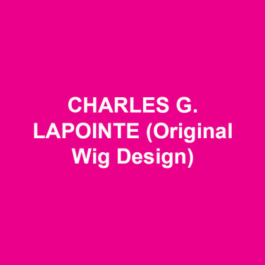 CHARLES G. LAPOINTE(Original Wig Design) Broadway: OF MICE AND MEN, SIDE SHOW, HONEYMOON IN VEGAS, PIECE OF MY HEART, THE ELEPHANT MAN, RADIO GOLF, THE RADIO CITY SPECTACULAR, THE PERFORMERS, THE APPLE TREE, AFTER MIDNIGHT, BEAUTIFUL, GENTLEMAN'S GUIDE TO LOVE & MURDER. SOULD DOCTOR, MOTOWN, JEKYLL AND HYDE, CLYBOURNE PARK, BRING IT ON, NEWSIES, THE COLUMNIST, MAGIC/BIRD, BONNIE AND CLYDE, THE MOUNTAINTOP, WOMEN ON THE VERGE OF A NERVOUS BREAKDOWN, MERCHANT OF VENICE, MEMPHIS, HENRY IV, CYMBELINE, LOMBARDI, FENCES, LOOPED, MIRACLE WORKER, SUPERIOR DONUTS, 33 VARIATIONS, GUYS AND DOLLS, IN THE HEIGHTS, JERSEY BOYS, THE COLOR PURPLE, MARTIN SHORT: FAME BECOMES ME. London: JERSEY BOYS, MEMPHIS.