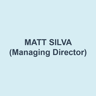 MATT SILVA (Managing Director) is in his second season at DTC after serving as the Artistic Director and Managing Director for Playhouse Productions, a National Touring Production Company producing theatre in 26 cities throughout the US, Canada, and Australia. In addition to his managing director role, Matt also serves as the Artistic Director of Endstation Theatre Company in Lynchburg, VA. Matt holds an MA in Theatre from Villanova University and an MFA in Directing from Florida State University. Much thanks to Jill for her love and support.