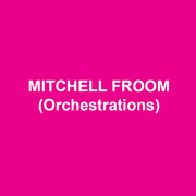 "MITCHELL FROOM (Orchestrations) has produced nearly 100 albums that have sold in excess of 50 million copies, including artists as significant and diverse as Paul McCartney, Bonnie Raitt, Fleetwood Mac, Elvis Costello, Los Lobos, Sheryl Crow, and The Corrs. He has received nominations for two Grammy Awards (Record of the Year and Producer of the Year), a Golden Globe nomination for his production and co-writing of Sheryl Crow's Tomorrow Never Dies, and an Emmy nomination for Best TV Theme for ""Sessions at West 54th."" As a recording artist he is a member of Latin Playboys and he has released three solo records."
